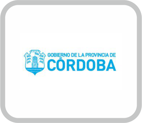 elementos de seguridad personal para Gobierno de Córdoba