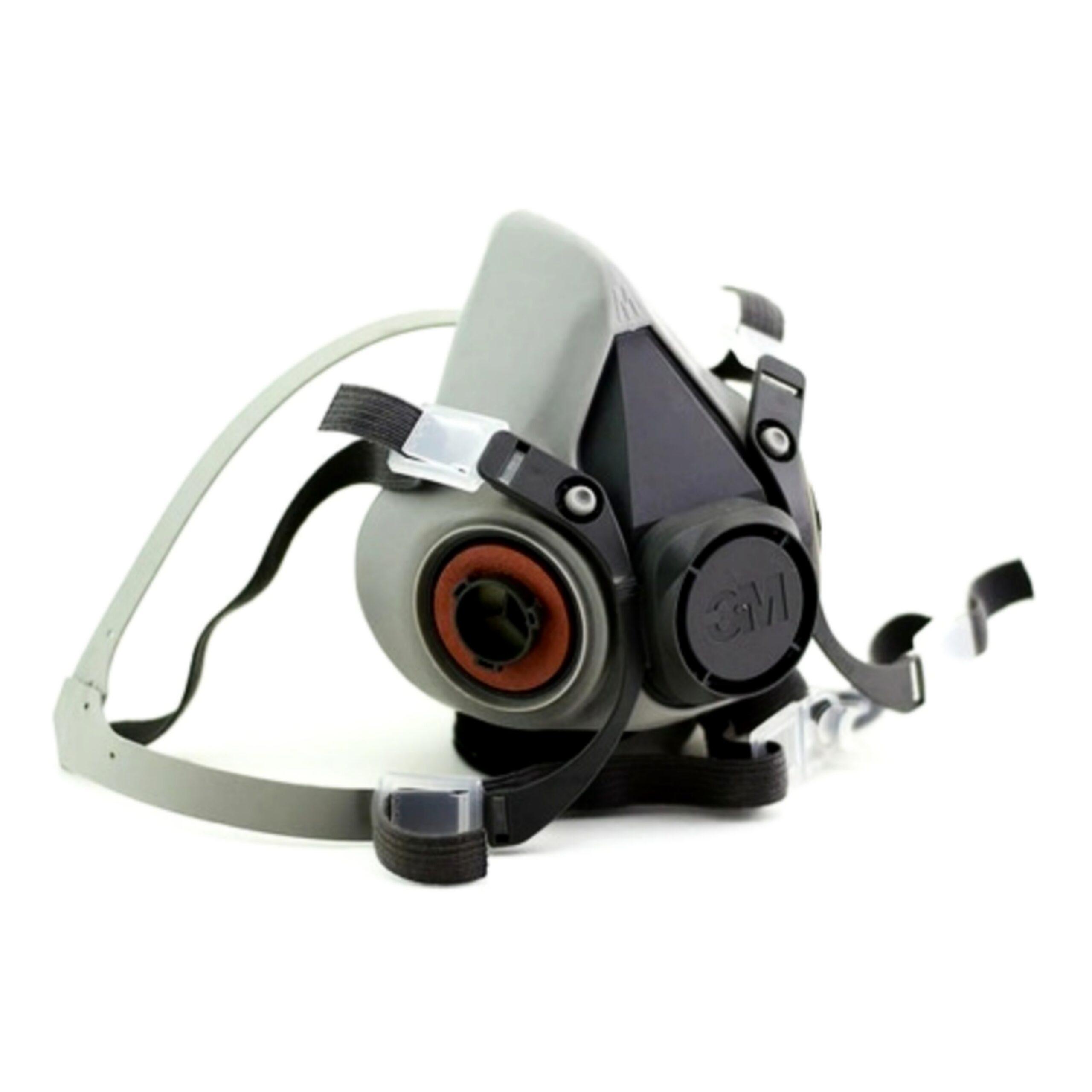 Máscara de protección respiratoria – media cara – Serie 6000