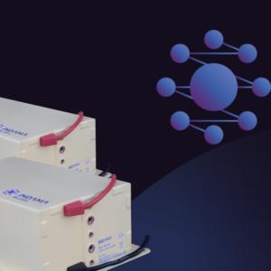 Baterías de Ion de Litio para vehículos industriales.